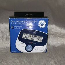 Ge Call Waiting Caller Id 70 Name & Number Review 29096Ge1 New Open Box
