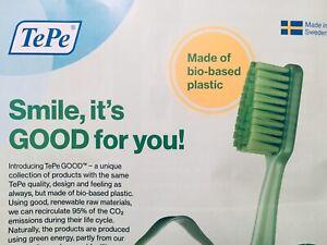 "TePe GOOD Toothbrush ""latest"" Small Soft"