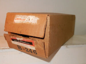 American Flyer Original Box Only But No Number On Label Solid, Very Clean