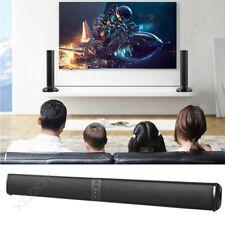 Bluetooth 4.1 Wireless Home TV Soundbar Sound box Detachable Stereo Speakers