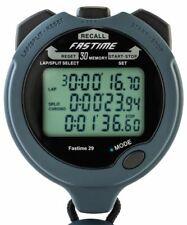 Fastime 29 Stopwatch Triple Display 30 Lap Memory (FAST29)
