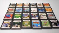 Nintendo ds games go select title zelda lego metroid sims racing ect game