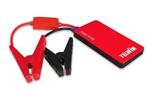 Avviatore auto moto multifunzione al litio a 12V power bank TELWIN Drive Mini