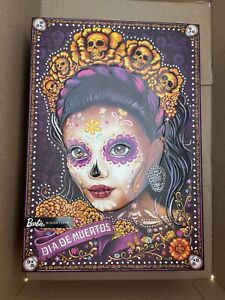 Barbie Dia De Los Muertos Day of The Dead Doll 2021 Female New In Hand Ships Now