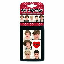 1D One Direction Black Fits iPhone Blackberry Sock Heart Logo Cover Case Officia