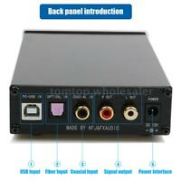 FX-AUDIO DAC-X6 Mini HiFi Digital Audio Decoder DAC USB/Coaxial/Optical S9U8