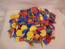 Cuisenaire Pattern Blocks 330 pieces