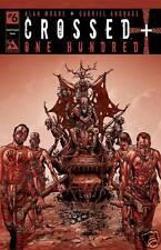 Crossed Plus One Hundred + 100 #6 Alan Moore Avatar Comics Red Crossed Variant