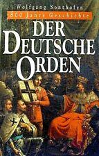 Der deutsche Orden von Wolfgang Sonthofen