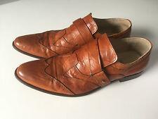 Buffalo Dress Shoes Schuhe Herrenschuhe 2923-2897 Echtleder Braun Tabac Größe 45
