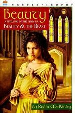 Beauty: A Retelling of the Story of Beauty and the Beast, Robin McKinley, Good B