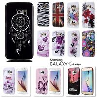 !! DESTOCKAGE !! Etui Coque Housse Silicone Case Cover Samsung Galaxy S6 edge