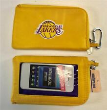 LA Los Angeles Lakers Purse Clutch Bag Cell Phone Wallet Womens Ladies Girls