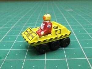 "Sixteen 12 Space 1999 Eagle Transporter ""Alpha Moon Buggy"""