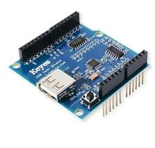USB Host Shield Support Android ADK & UNO MEGA Duemilanove 2560 For Arduino