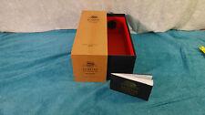 2002 COMTES DE CHAMPAGNE TAITTINGER WOOD WINE BOX COMPLETE
