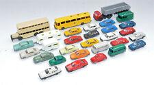28 Stück 1:160 Wiking Fleischmann Autos,Bus,LKW,VW Käfer,Opel,Mercedes,Audi,BMW