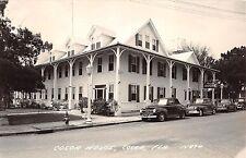 1940's RPPC Cocoa House Cocoa FL