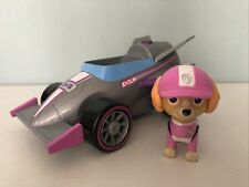 Rare PAW Patrol Ready Race Rescue Skye Race and Go Deluxe Vehicle