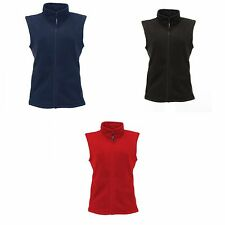 Zip Casual Polyester Gilet for Women