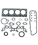 10101-FY525 FOR NISSAN  O/H GASKET SET FITS K21/K25 WITH METAL HEAD GASKET JT164