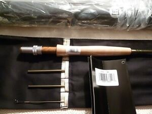 Hardy Demon FWS 10' #4 4pce Fly Fishing Rod