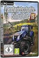 Landwirtschafts-Simulator 15 von astragon Software GmbH   Game   Zustand gut