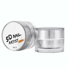 12 Colors 3D Nail Art Paint Draw Painting Acrylic Color UV Gel Tip DIY Kit CO