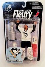 MARC-ANDRE FLEURY Penguins w/ STANLEY CUP Variant CL Mcfarlane #1000/1000 Last 1