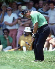 1980 Golfer LEE TREVINO Glossy 8x10 Photo Golf Print Poster Masters US Open
