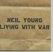 Living With War * by Neil Young (CD, 2006, Reprise)