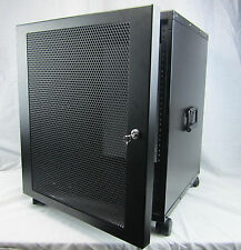 "24U 19"" RACK MOUNT ENCLOSURE Audio / Networking"