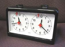 NEW Quartz MECHANICAL ANALOG CHESS CLOCK TIMER