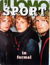 Vogue Sport-'01-Michael Schumacher,Alain Prost,Mika Hakkinen,Valentino Rossi,322