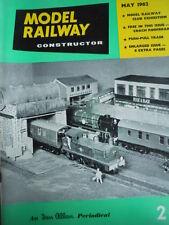 Model Railway Constructor 5 1962