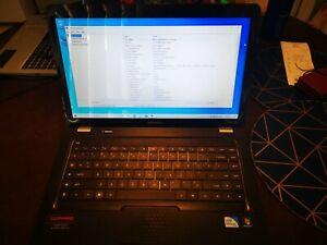 Compaq Presario cq62, 4gb Ram, 500gb HDD, Windows 10,