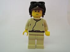LEGO Figur Star Wars Anakin Skywalker brauner Helm Brille sw007  7141