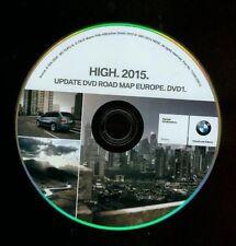 BMW Update DVD EUROPA Europe Road Map Navi High 2015 X3 E39 X5 E53 Z4 E86 Z8 E46