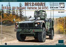 Panda Hobby 1/35 M1240A1 MRAP All-Terrain Vehicle (M-ATV) #35027