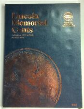 Whitman Lincoln Memorial Cent 1999-2008 Coin Collection Album Number Two