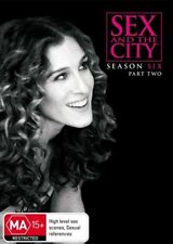 Sex And The City : Season 6 : Part 2 DVD : NEW