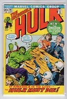Incredible Hulk Issue #147 Marvel Comics (Jan. 1972) NM