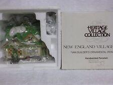 Dept 56 New England Van Guilder's Ornamental Ironworks - 56577