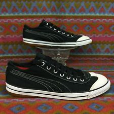 rare PUMA 917 LO Black White Lifestyle sneaker low shoe 345391-01 eu46 men's 12