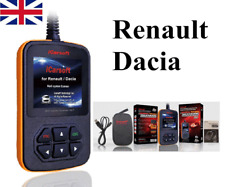 iCarsoft i907 Professional Multi System Scanner For Renault / Dacia / OBD2