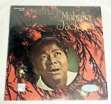 Mahalia Jackson: Christmas With Mahalia Jackson [VG+ Copy]