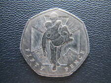 Victoria cross Heroic acts  50 pence coin 2006