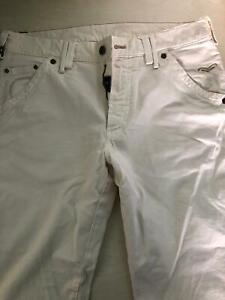 Pantaloni Uomo Mason's Colore Bianco Taglia 50
