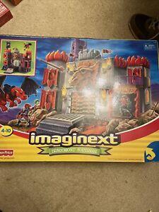 Imaginext Dragomont Fortress