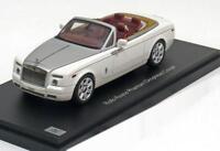 1:43 Kyosho Rolls Royce Phantom Drophead Coupe 2012 white/silver